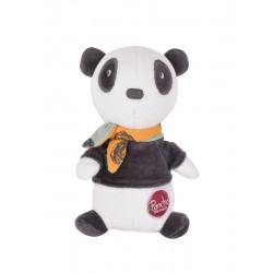 Peluche bio Panda-detail