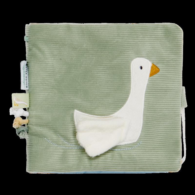 Livre tissu little dutch Goose