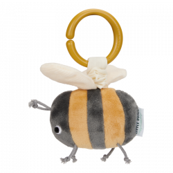 Hochet vibrant abeille Little Dutch-detail