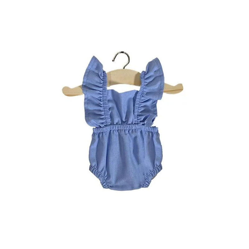 Combinaison Lou bleu Ciel Minikane