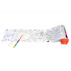 Kit coloriage nomade de chez omy-detail