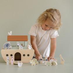 arche en bois pour enfant-detail