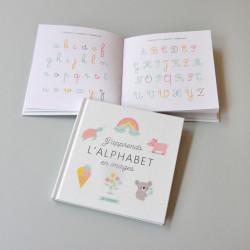 Livre pour enfant apprentissage alphabet-detail