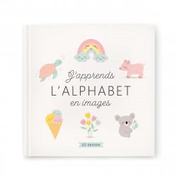 Livre pour apprendre l'alphabet zu-detail