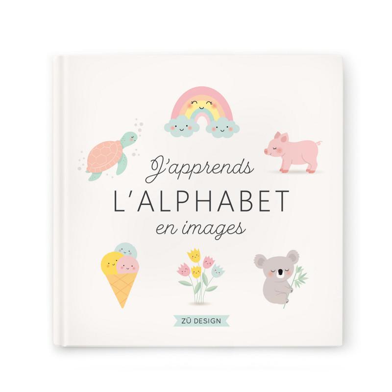 Livre pour apprendre l'alphabet zu