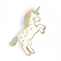 Pin's grand licorne zu-detail