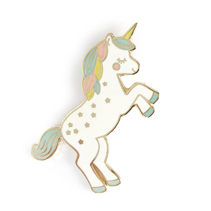 Pin's grand licorne zu