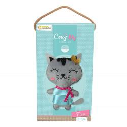 Little couz'in Tina le chat Avenue Mandarine-detail
