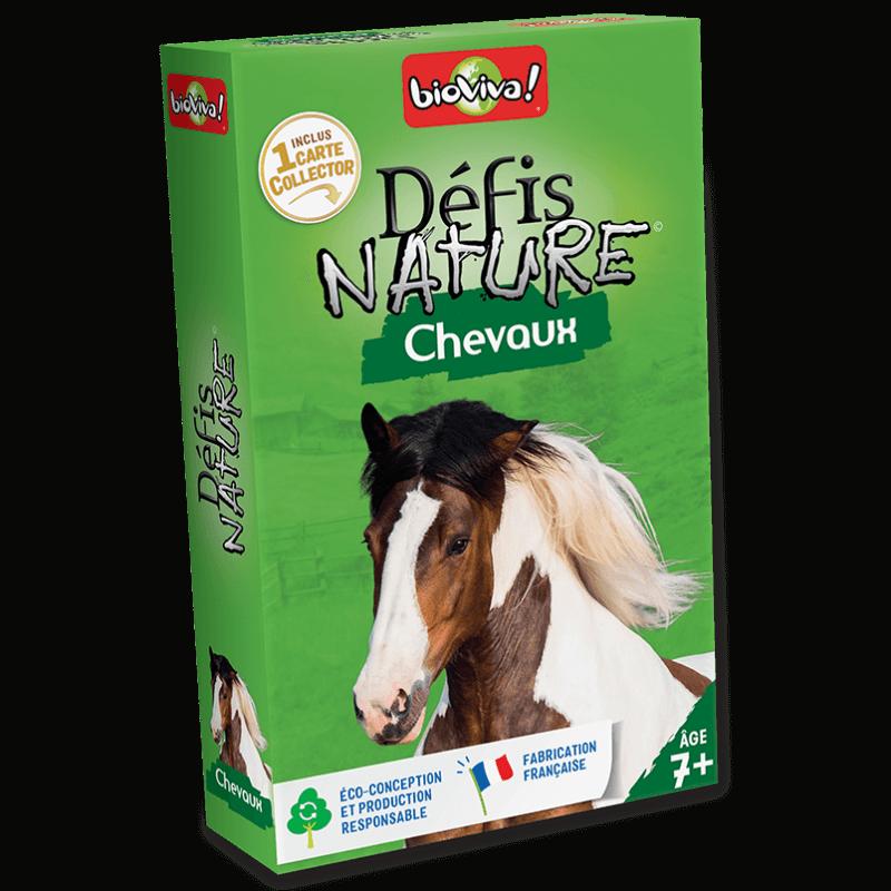 Défis nature chevaux Bioviva