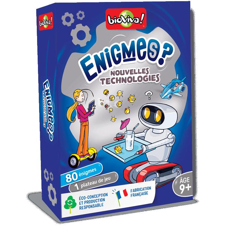 Enigmes nouvelles technologies Bioviva