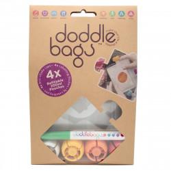 Gourde réutilisable Doddle bags-detail