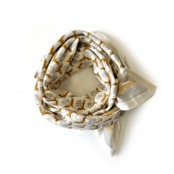 Foulard latika lotus désert Apaches collections-detail