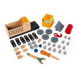 Établi, outils et bricolage enfant-detail