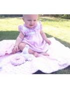 Couvertures bébé : fille ou garçon personnalisées (Achat)